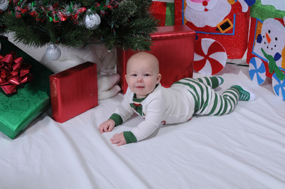 Baby Christmas Pictures